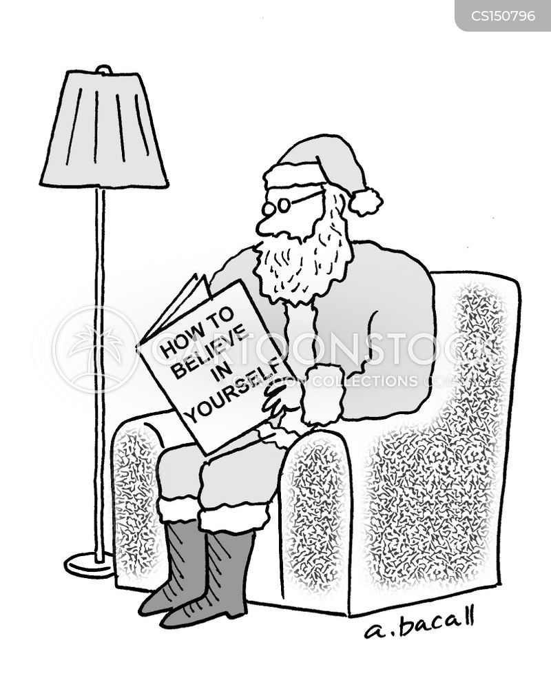 christmas gifts cartoon