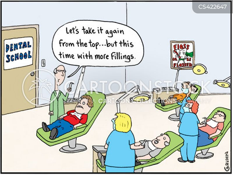 Dental school cartoons and comics funny pictures from - Funny dental pictures cartoons ...