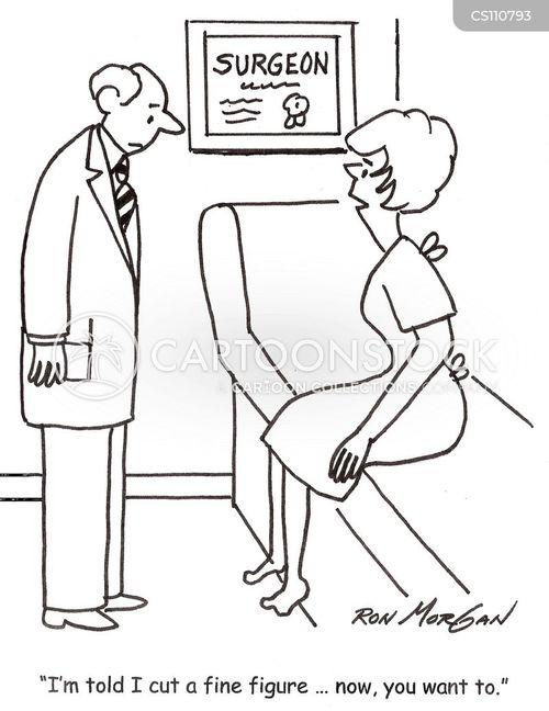 implant cartoon