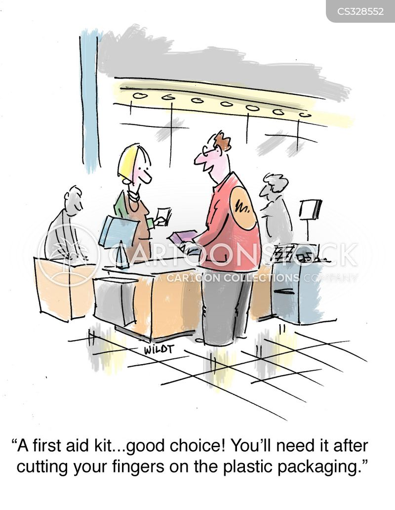 First Aid Kit Cartoons And Comics Funny Pictures From