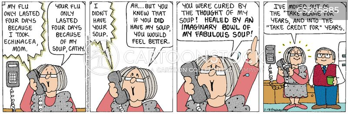 cold season cartoon