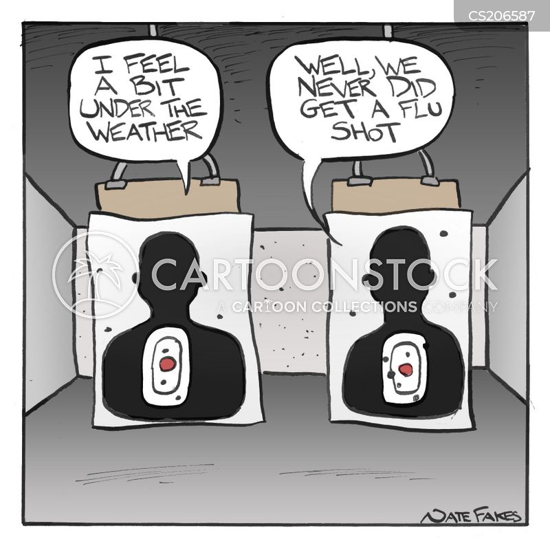 target practices cartoon