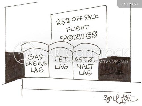 tonic cartoon