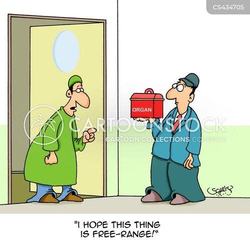 medical transport cartoon