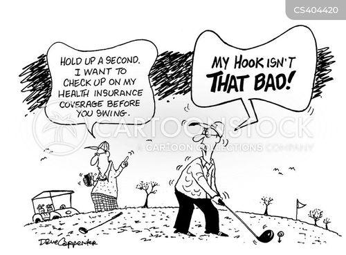 sport injury cartoon
