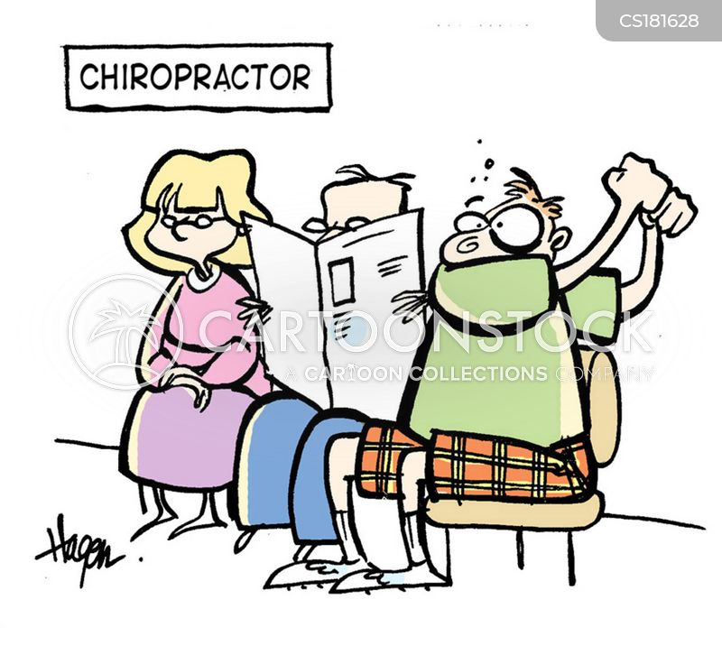 golfing injuries cartoons and comics funny pictures from chiropractic clip art free chiropractic clip art images