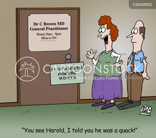 medical qualification cartoon