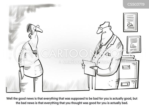 medical breakthroughs cartoon