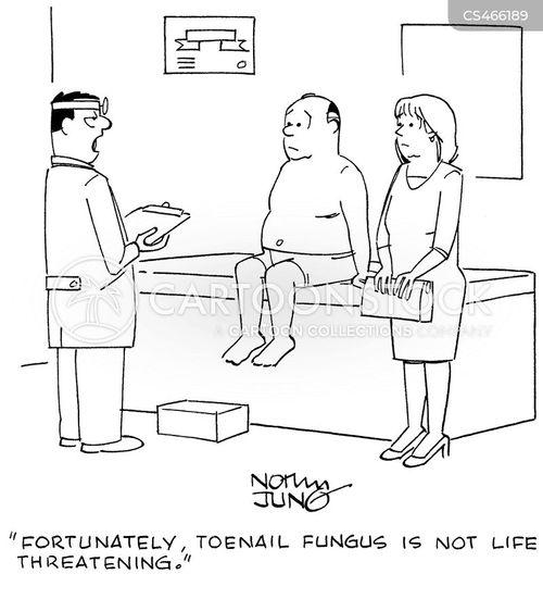 life threatening cartoon
