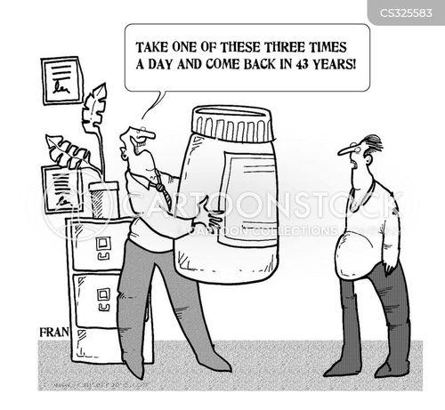 long-term cartoon