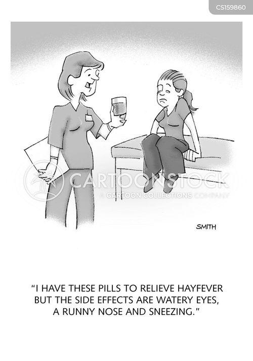 pharmacutical cartoon