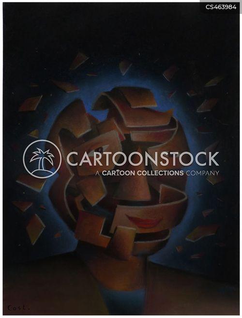 head games cartoon