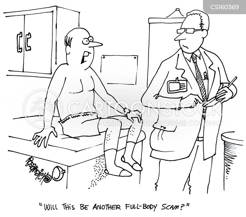 Medical Check-ups Cartoons and Comics - funny pictures from ...
