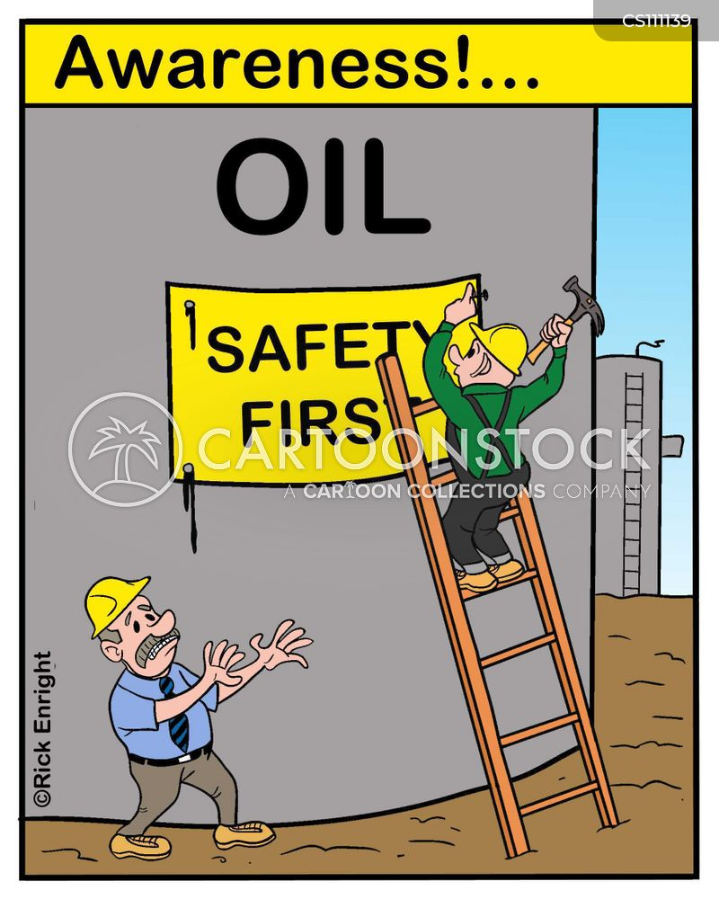 Oil Plant Cartoons And Comics Funny Pictures From