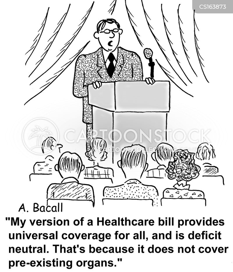 Image result for cartoon inadequate health insurance coverage