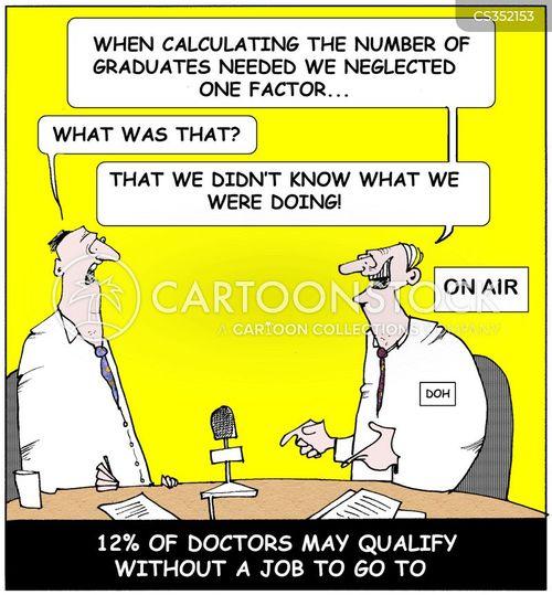 student doctors cartoon