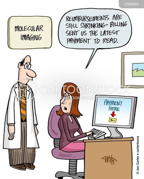 medical billing cartoon