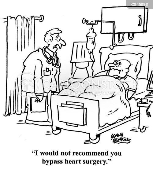 heart health cartoon