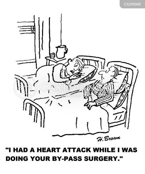 cardiacs cartoon