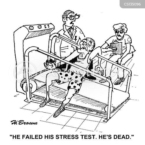 heart failures cartoon