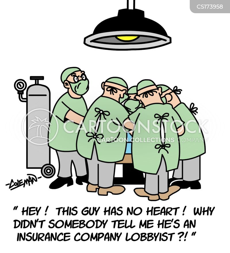 Heart Transplant Cartoons And Comics Funny Pictures From Cartoonstock