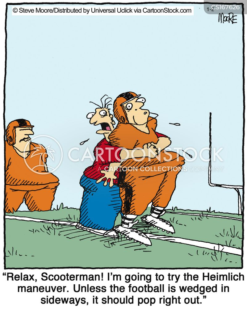 physiotherapists cartoon