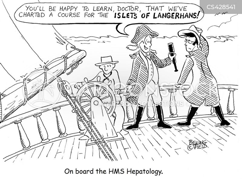 naval doctors cartoon