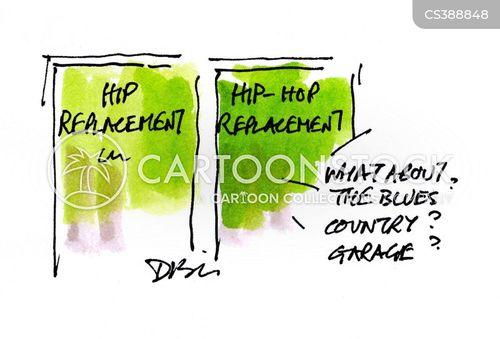 hips cartoon