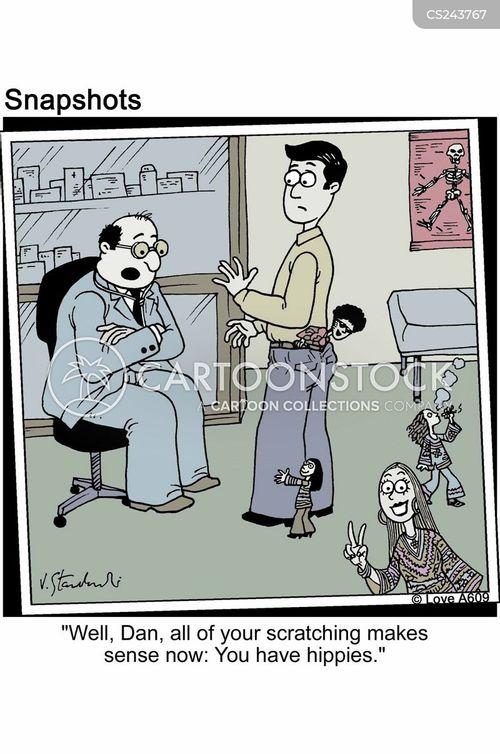 sixty cartoon