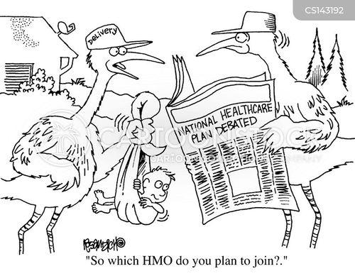 national healthcare cartoon