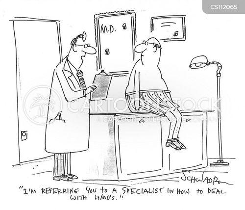 specialism cartoon