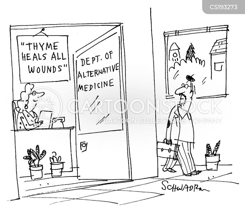 herbs cartoon