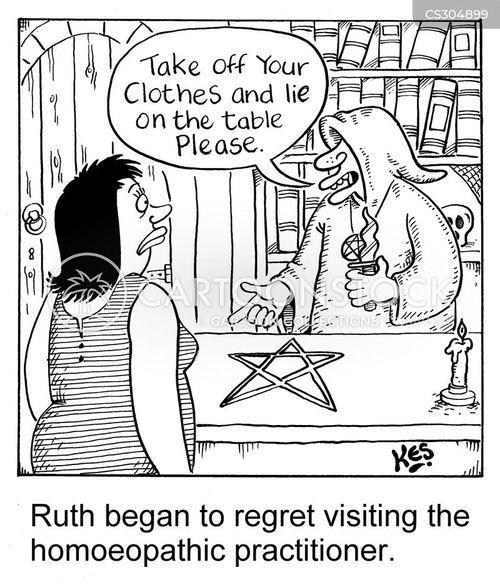 Alternative Treatment Cartoons and Comics - funny pictures