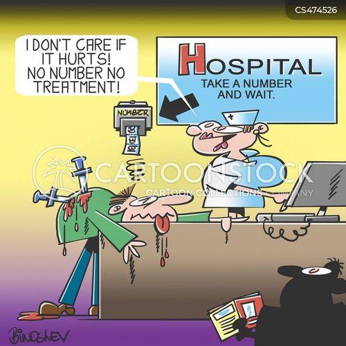 backstabbed cartoon