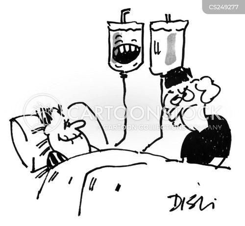 unamused cartoon