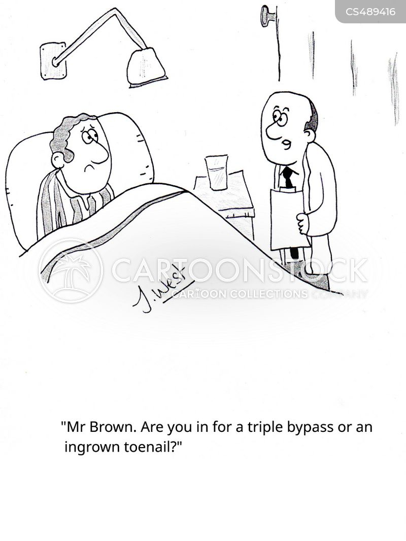triple bypass cartoon