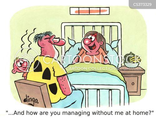 inpatient cartoon