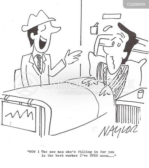 filling in cartoon