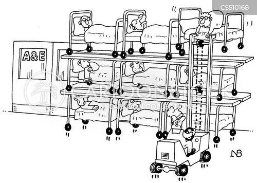 a&c overcrowding cartoon