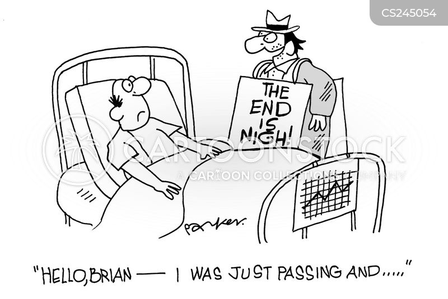 harbinger cartoon