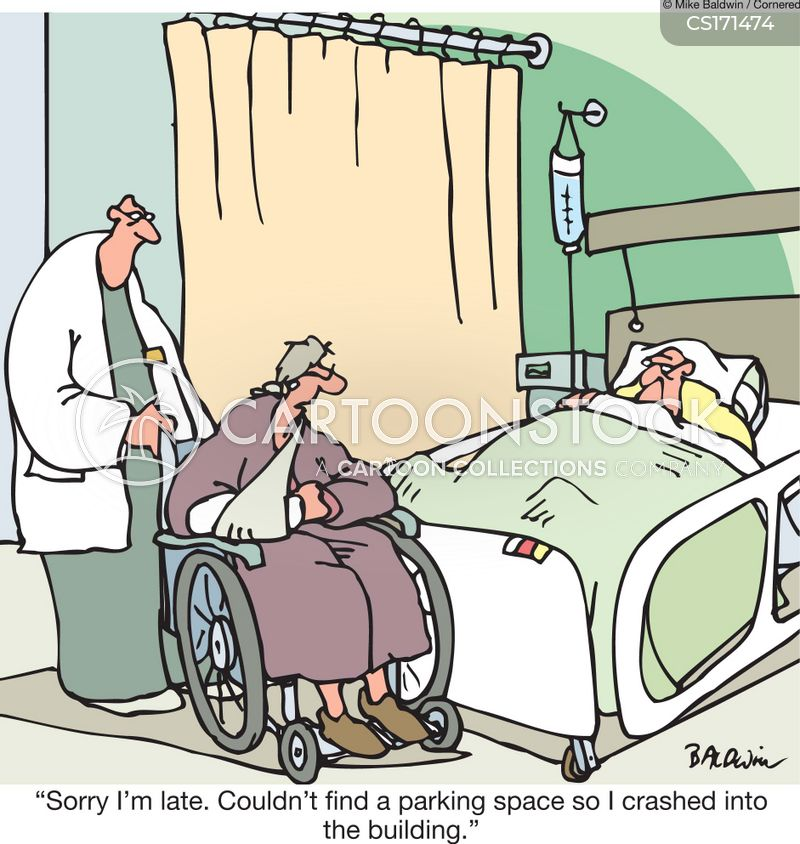 broken arm cartoon