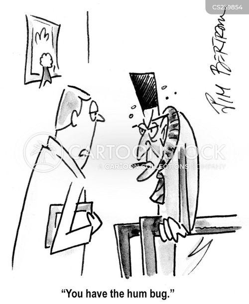 flues cartoon