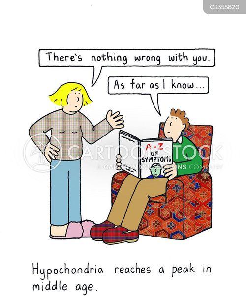 medical text cartoon
