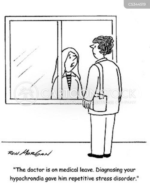 difficult patient cartoon