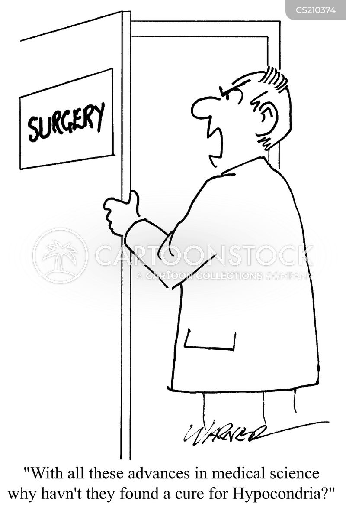 medical advance cartoon