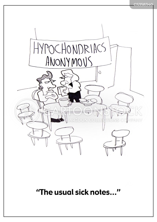sickenss cartoon