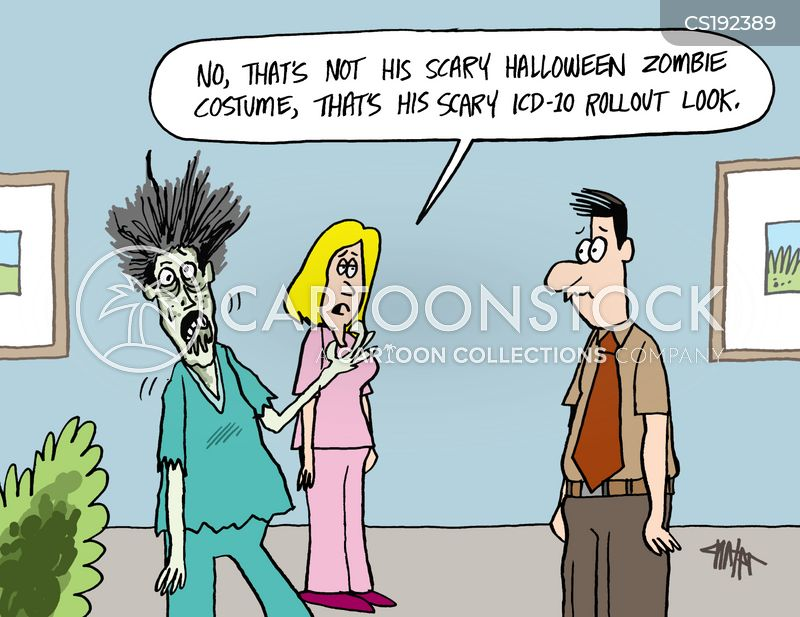 Medical Codes Cartoons and Comics - funny pictures from