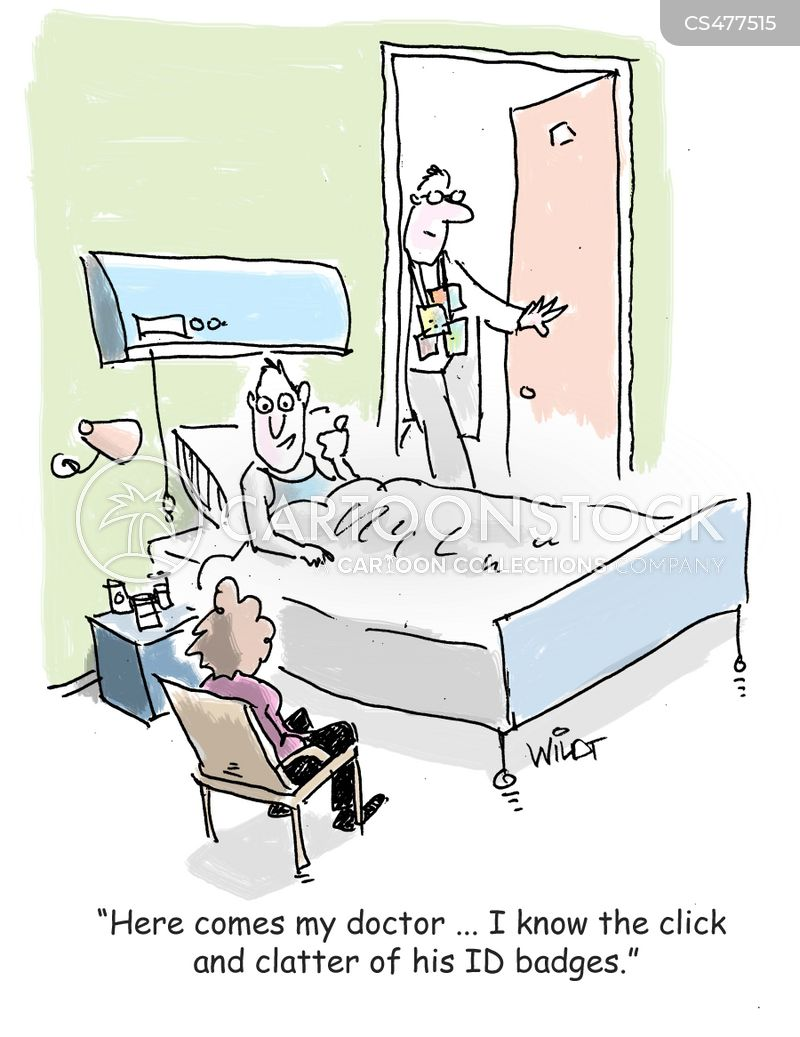 Id Badge Cartoons and Comics - funny pictures from CartoonStock