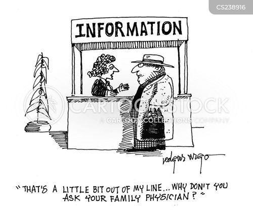 family physician cartoon