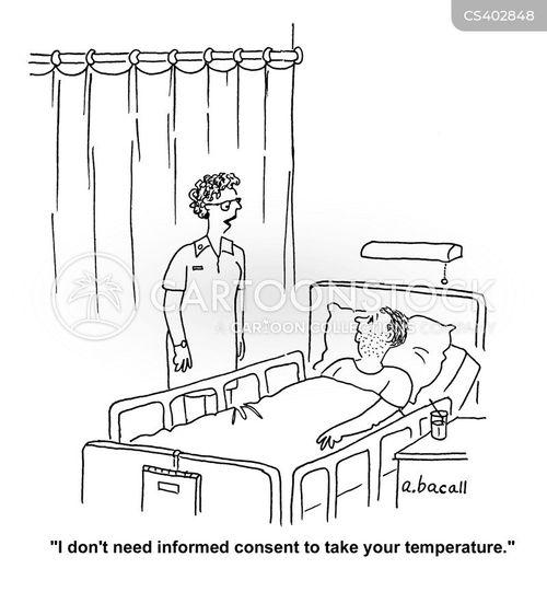 thermometer cartoon
